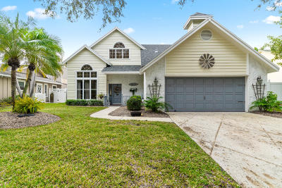 Palm Beach Gardens FL Single Family Home For Sale: $529,900