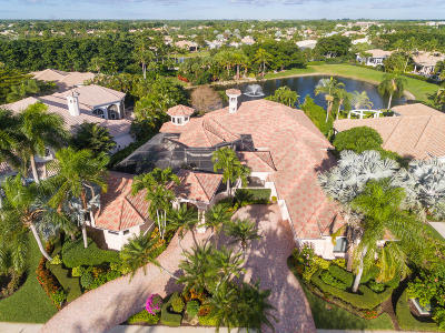 Palm Beach Gardens Single Family Home For Sale: 124 Saint Edward Place