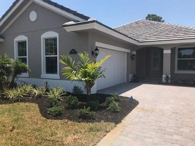 Fort Pierce Single Family Home For Sale: 2664 Conifer Drive