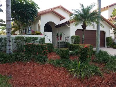 Boca Raton Single Family Home For Sale: 23029 Via Stel
