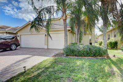 Greenacres Single Family Home For Sale: 5028 Sabreline Terrace