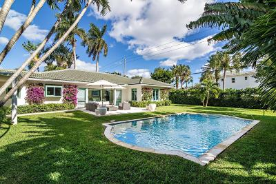 West Palm Beach Single Family Home For Sale: 300 Murray Road