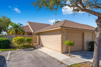 Hobe Sound Single Family Home For Sale: 6176 SE Georgetown Place