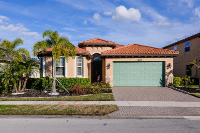 Port Saint Lucie Single Family Home For Sale: 11260 SW Wyndham Way