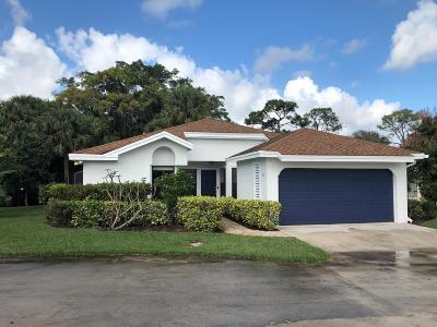 West Palm Beach Single Family Home For Sale: 6033 Brandon Street