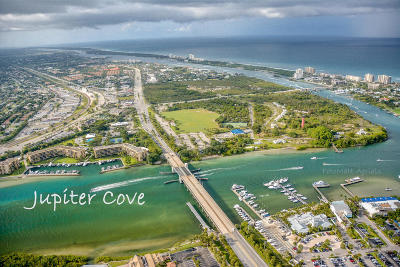 Jupiter Condo For Sale: 1748 Jupiter Cove Drive #520a
