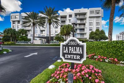 Palm Beach Rental For Rent: 2860 S Ocean Boulevard #211