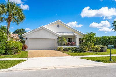Boca Raton Single Family Home For Sale: 21406 Green Hill Lane