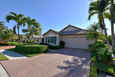 Palm Beach Gardens Single Family Home For Sale: 934 Augusta Pointe Drive