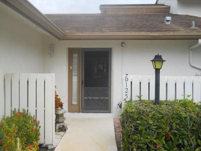 Greenacres Single Family Home For Sale: 6125 Newstead Court