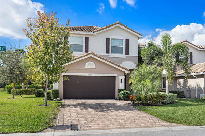 Boynton Beach Single Family Home For Sale: 10605 Cape Delabra Court