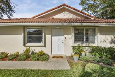 Boca Raton Single Family Home For Sale: 6294 Walk Circle