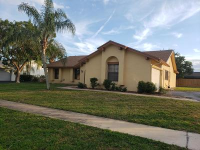 Boca Raton FL Rental For Rent: $2,650