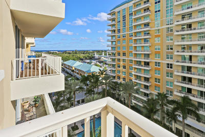 Boynton Beach Condo For Sale: 700 E Boynton Beach Boulevard #907