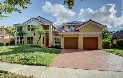 Boca Raton Single Family Home For Sale: 2650 NW 46th Street