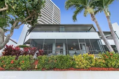 North Palm Beach Condo For Sale: 100 Lakeshore Drive #L5