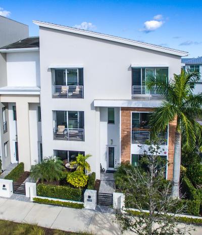 Palm Beach Gardens Townhouse For Sale: 13332 Alton Road