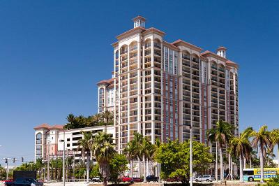 West Palm Beach Condo For Sale: 550 Okeechobee Boulevard #Uph-07