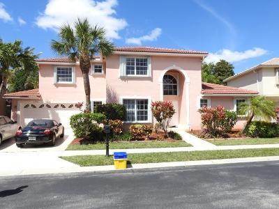Boca Raton Single Family Home For Sale: 20904 Avenel Run