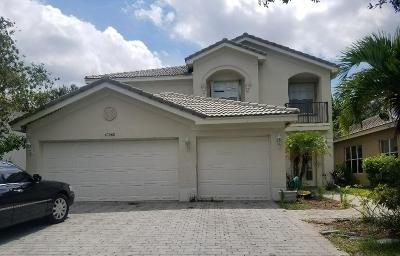 Boynton Beach Single Family Home For Auction: 10560 Walnut Valley Drive