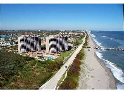 Juno Beach Condo For Sale: 700 Ocean Royale #202
