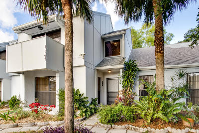 Wellington Townhouse For Sale: 1153 The 12th Fairway