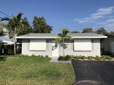 Tamarac Single Family Home For Sale: 5404 NW 25th Avenue