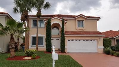 Boca Raton Single Family Home For Sale: 18349 Coral Chase Drive