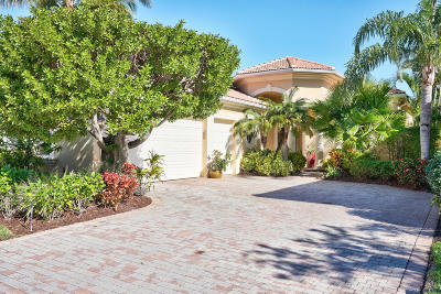 Palm Beach Gardens Single Family Home For Sale: 105 Porto Vecchio Way