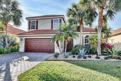 Boynton Beach Single Family Home For Sale: 4958 Gateway Gardens Drive