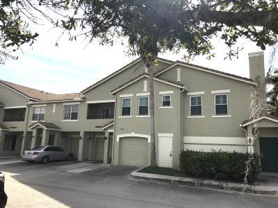 Boynton Beach Rental For Rent: 804 Belmont Place