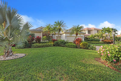 Palm Beach Gardens FL Single Family Home For Sale: $760,000