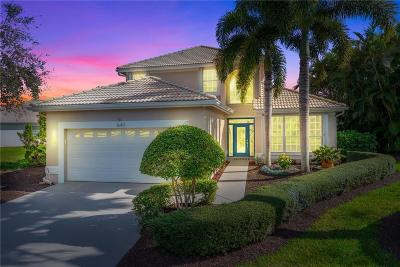 Port Saint Lucie Single Family Home For Sale: 1640 SE Ballantrae