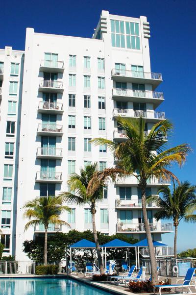 West Palm Beach Condo For Sale: 300 S Australian Avenue #1617
