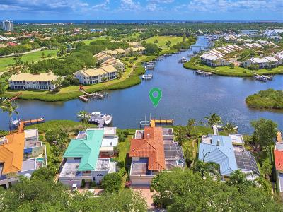 Jupiter Single Family Home For Sale: 130 Waters Edge Drive