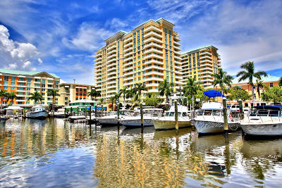 Boynton Beach Rental For Rent: 625 Casa Loma Boulevard #807