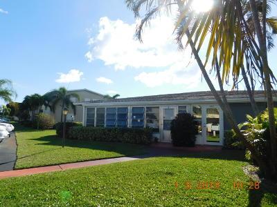 Boynton Beach Single Family Home For Sale: 310 NE 17th Avenue #2