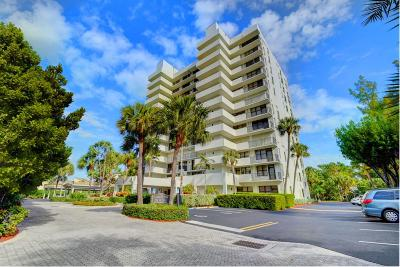 Highland Beach Condo For Sale: 4600 S Ocean Boulevard #404