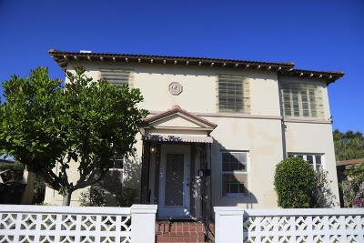West Palm Beach Single Family Home For Sale: 617 5th Street