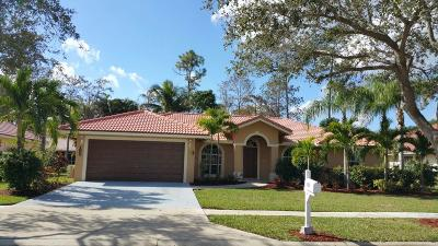 Royal Palm Beach Single Family Home For Sale: 155 Kapok Crescent