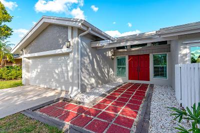 Boca Raton Single Family Home For Sale: 21566 Eucalyptus Way