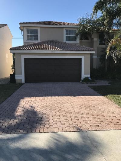 Boca Raton Single Family Home For Sale: 9320 Fox Trot Lane