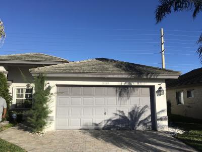 Boynton Beach Single Family Home For Sale: 5083 Rosen Boulevard