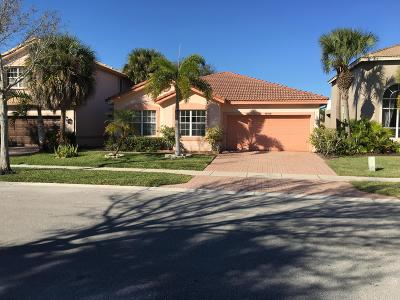 Boynton Beach Single Family Home For Sale: 12166 Colony Preserve Drive