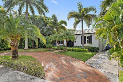 West Palm Beach Single Family Home For Sale: 3019 Washington Road