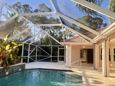 West Palm Beach Single Family Home For Sale: 8599 Coconut Boulevard