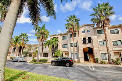 Palm Beach Gardens Rental For Rent: 2801 Sarento Place #304