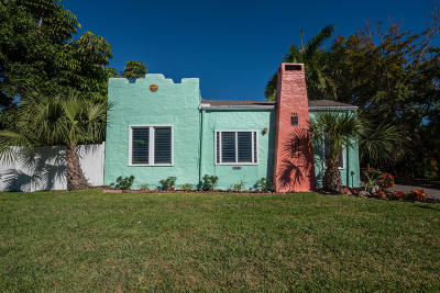 Lake Worth Single Family Home For Sale: 238 Fordham Drive