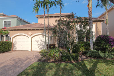 Boca Raton Single Family Home For Sale: 17754 Lake Azure Way