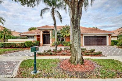Boca Raton FL Single Family Home For Sale: $529,000
